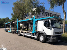 Renault Premium 460 DXI tractor-trailer used car carrier