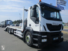 Iveco heavy equipment transport truck Stralis 260 S 36