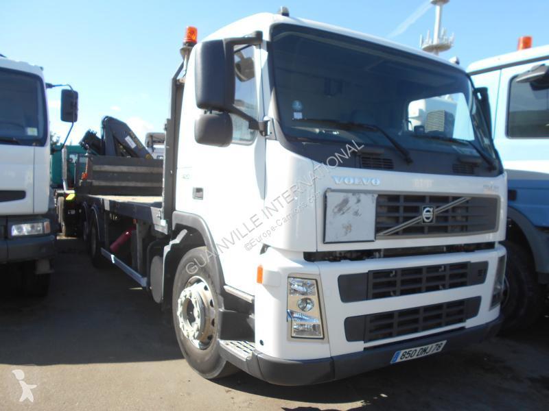 Voir les photos Camion Volvo FM 420