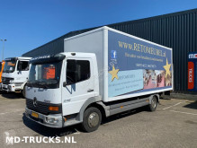 Used box truck Mercedes Atego 815