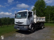 Renault two-way side tipper truck Midlum 220 DXI
