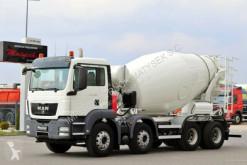 Camion béton toupie / Malaxeur occasion MAN TGS 32.360/CEMENTMIXER 9M3 / MANUAL / EURO 5 /