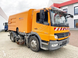 Mercedes Atego 1324 4x2 1324 4x2, Kehrmaschine Explorer 8 used sewer cleaner truck