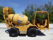 camion béton toupie / Malaxeur Carmix