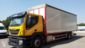 Iveco Stralis AT190S40/P truck used tarp