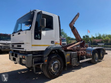 Camion polybenne occasion Iveco Eurotech