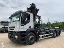 Camion polybenne occasion Iveco Stralis
