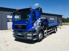 Camion benne MAN TGM 18.250 TGS,TGX,TGL 4x2 nowa wywrotka + dzwig HMF 1420 K2 rad