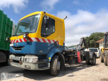 Camion porte containers Renault Midlum 220 DCI