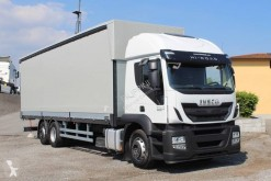 Iveco Stralis 400 truck used tautliner