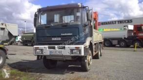 Camion Iveco Eurotrakker 260E34 plateau ridelles occasion