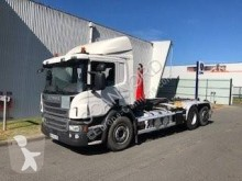 Camion polybenne Scania P 450