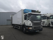 Used mono temperature refrigerated truck Scania P 320