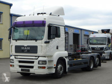 Camion châssis occasion MAN TGA 26.400*Intarder*AHK*Liftachse*