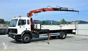 Mercedes 1824 Pritsche 7,10m+ Kran*4x2*Topzustand! truck