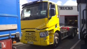 Renault LKW Abrollkipper Gamme C 430.26 DTI 11