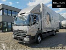 Camión lona Mercedes Atego 816 / Ladebordwand / Rückfahrkamera