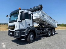 Camion bi-benne occasion MAN TGS 33.480