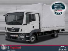 Camion MAN TGL 8.180 4X2 BL centinato alla francese usato