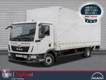 Camião caixa aberta com lona MAN TGL 12.220 4X2 BL