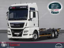 Camión MAN TGX 26.440 6X2-2 LL Multi BDF 7,45er + 7,82er chasis usado
