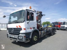Mercedes LKW Abrollkipper Actros 2636