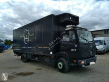 Mercedes 1317 truck used refrigerated