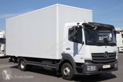 Камион фургон втора употреба Mercedes Atego 818 L 6,16 m LBW Klima