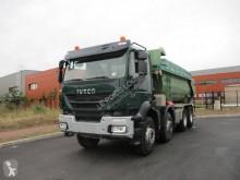 Camión Iveco Trakker 340 T 41 volquete benne TP usado