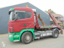 camion Scania 114/380 Meiller portaal systeem