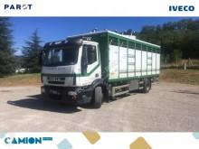 Camion Iveco Eurocargo 160 E 30 bétaillère bovins occasion