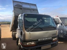 Mitsubishi Canter truck used tipper
