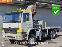 Mercedes Atego 1828 truck used flatbed