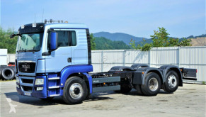Camion MAN TGS 26.480 Fahrgestell 6,60 m*6x4 HYDRODRIVE! sasiu second-hand
