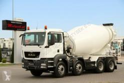 camion MAN TGS 32.400/CEMENTMIXER 9M3 /LIEBHERR/ MANUAL/EEV