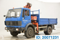 Camion Mercedes 1617 benne occasion