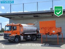 Mercedes Actros 1831 truck used tanker