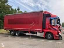 Camion rideaux coulissants (plsc) Mercedes Actros 2543