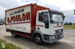 Ciężarówka firanka używana Iveco Eurocargo 120 E 18