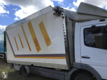 Camion Mercedes Atego 817 furgon second-hand