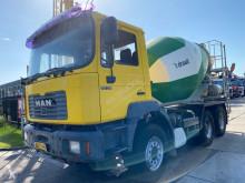 MAN concrete mixer truck 28.314