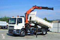 ciężarówka DAF CF 75.310 *Kipper+Bordmatic 4,80m+Kran!