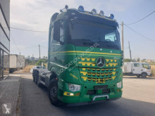 Camion nc Mercedes-Benz Arocs 3263 8x4 (Renault-Scania) châssis occasion