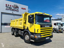 camion Scania 124 C 360, Full Steel, 6x4, Manual Pump