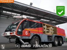 Camion pompiers Mercedes Crashtender Sides FireTruck No engine - Damage - No gearbox