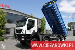 Camion Iveco Trakker 410 T 45 benne occasion