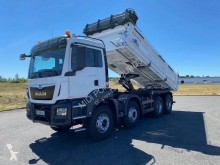 MAN two-way side tipper truck TGS 35.430