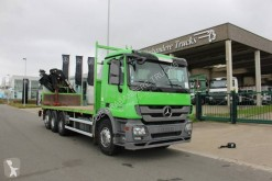 Mercedes flatbed truck Actros 3236
