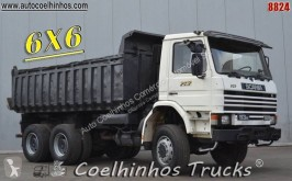 Scania H 113H360 truck used tipper