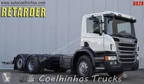 Scania chassis truck P 410